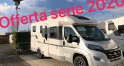 Adria  Matrix 600SP 140 cv Silver